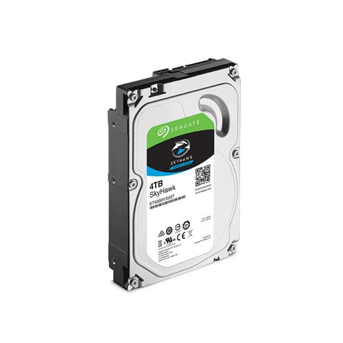 """SEAGATE SKYHAWK 3,5"""" 4TB 64Mb ST4000VX007, 5900Rpm, Güvenlik HDD"""