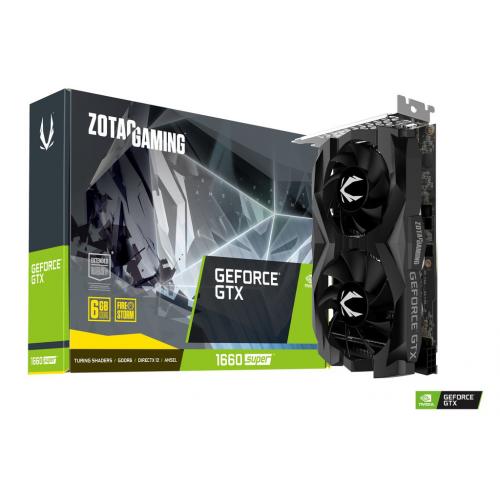 ZOTAC ZT-T16620F-10L GTX1660 SUPER 6GB GDDR6 192Bit HDMI DP