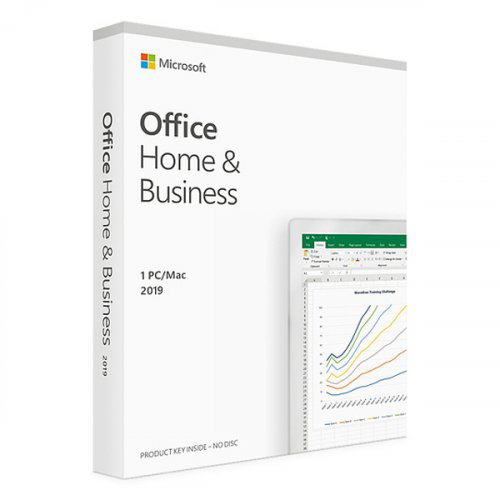 Microsoft Office Home and Business 2019 Türkçe (T5D-03334) (BOX)