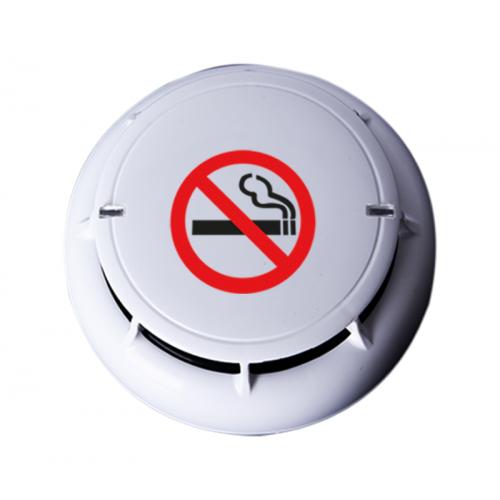 TEKNİM TFD-3945 Pilli Sigara Dumanı + Sabit Isı DEDEKTÖRÜ (TABAN DAHİL)