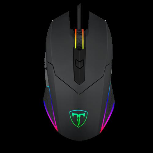 T-DAGGER T-TGM107 Lance Corporal RGB Gaming Mouse , USB , 3200DPI