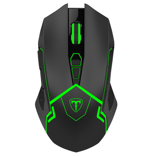 T-DAGGER T-TGWM101 Aircraftman Wireless Gaming Mouse , 2400DPI