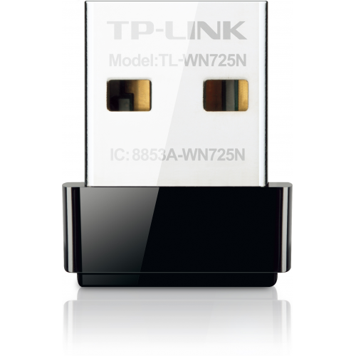 TP-LINK TL-WN725N 150Mbps USB Wireless N Ethernet