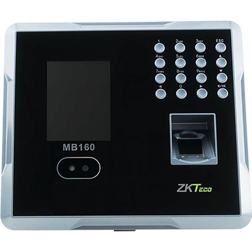 ZKTeco TRFace100T-ID Yüz Tanıma, Parmak İzi, Kart Okuyucu, PDKS Cihazı (MB160)