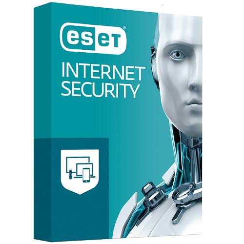 ESET INTERNET SECURITY 10 Kullanıcı , 1 YIL