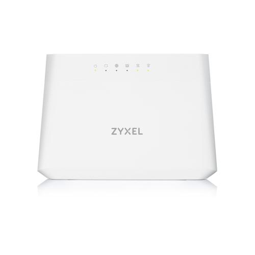 ZyXEL VMG3625-T50B DualBand 1200Mbps 4P WiFi AC/N Combo WAN Gigabit Gateway with USB VDSL2 MODEM