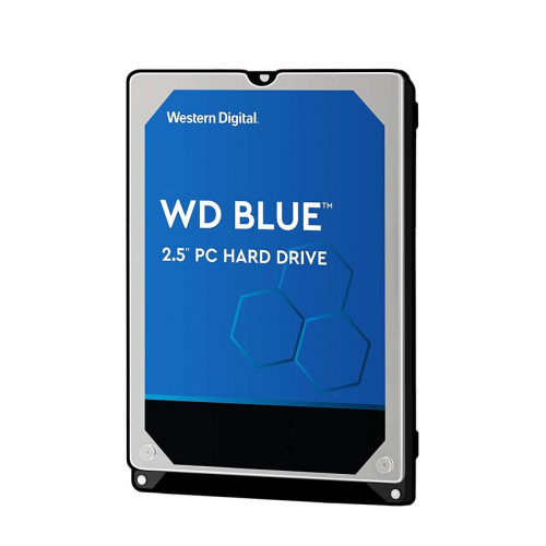 "WD BLUE 2,5"" 1TB 128mb Notebook HDD (WD10SPZX) 5400Rpm, HDD"