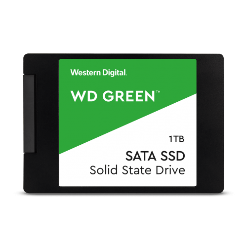 WD Green WDS100T2G0A 1TB 545/465 MB/s 3DNAND SATA SSD
