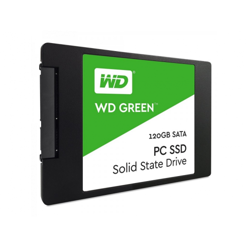 WD Green WDS120G2G0A 120GB 545/465 MB/s 3DNAND SATA SSD
