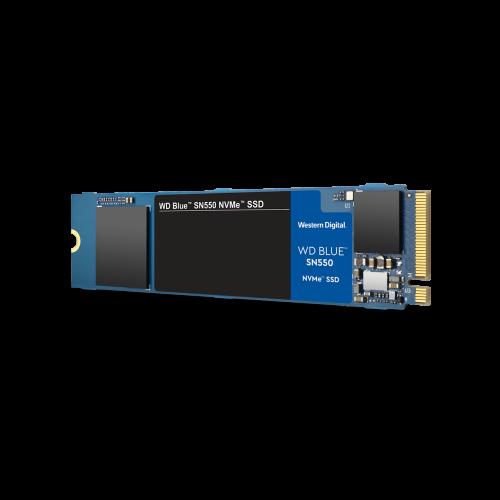 WD Blue WDS250G2B0C 250GB 2400/950 3D NAND, NVMe PCIe M.2 SSD