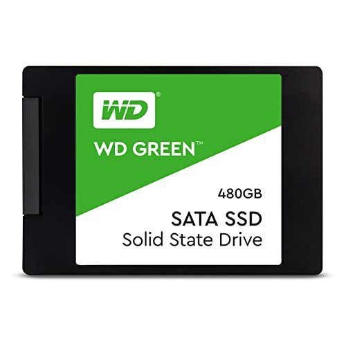 WD Green WDS480G2G0A 480GB 545/465 MB/s 3DNAND SATA SSD