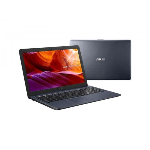 "ASUS X543NA-GQ310 Intel Celeron N3350 15,6"" Ekran, 4Gb Ram, 256Gb SSD, Paylaşımlı Ekran Kartı, Free Dos Notebook"